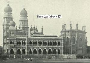 Madras Law College. c 1905