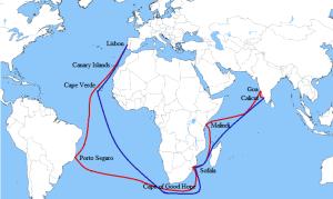 Cabral's voyage