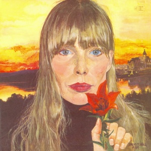 Joni Mitchell - Clouds (artwork)