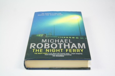 The Night Ferry - Michael Robotham