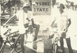 U & M - at the AP/Karnataka border - this is a photograph that should make it to the cover of Forbes, don't you think?