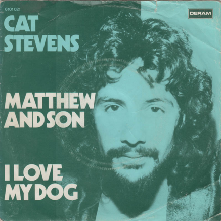 cat stevens - mathew and son